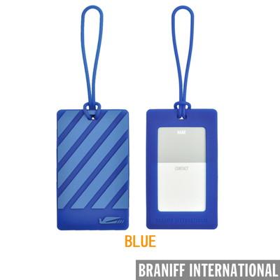 ブラニフインターナショナル(Braniff International)ネームタグ CB-4210(ブラニフ 旅行用品 トラベルグッズ
