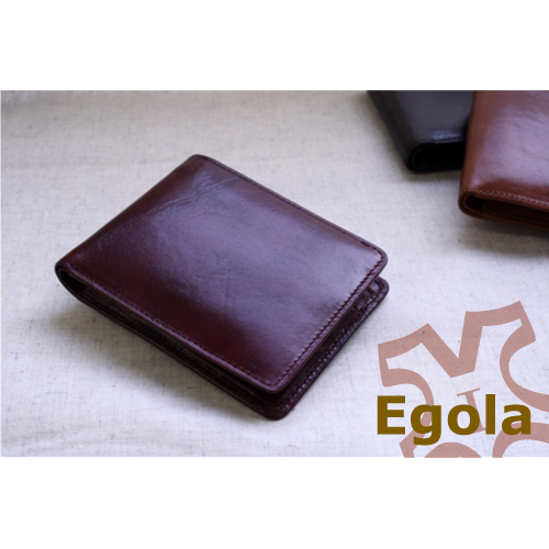 Egola(エゴラ) 二つ折り財布[小銭入れ付]【smtb-k】【w3】【10P20Nov15】